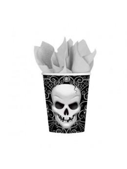 8 Gobelets Skull