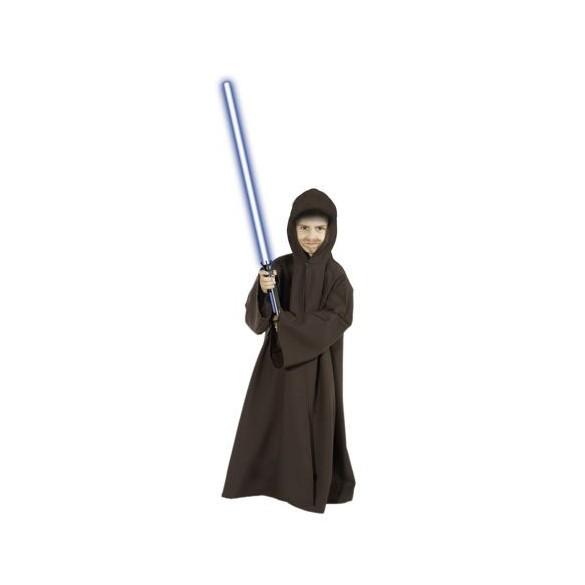 Cape Jedi marron enfant