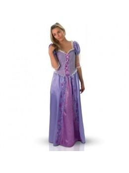 Déguisement Princesse Raiponce Disney™ pour adulte