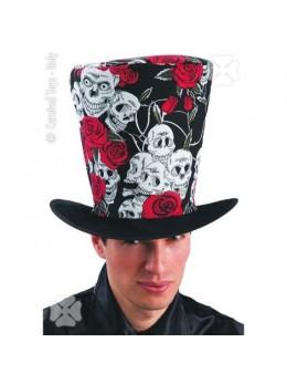 Chapeau haut de forme Gun'n'Roses