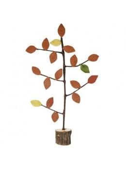 Déco arbre d'automne
