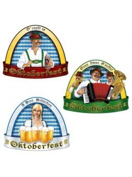 3 Décos Oktoberfest