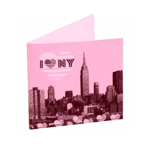 10 Cartes menus New York