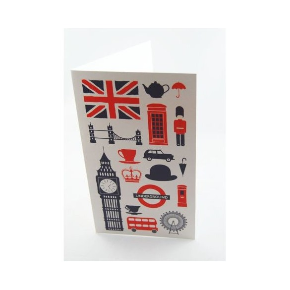10 Cartes menu London