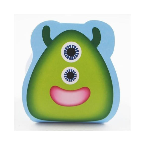 Ballotin monstre vert