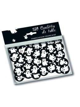 150 confetti de table fantôme
