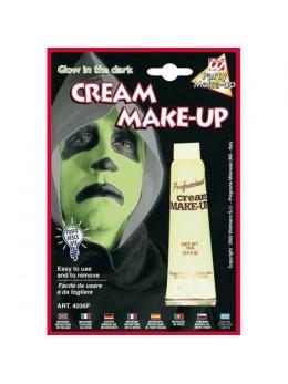 Maquillage peau phosphorescente