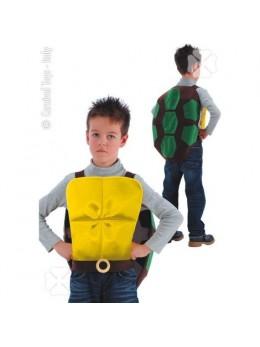 Déguisement plastron tortue Ninja