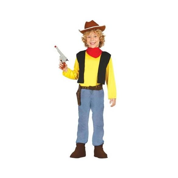 Déguisement petit cowboy