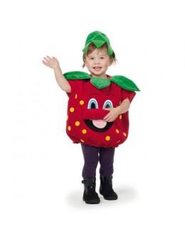 Déguisement bébé fraise