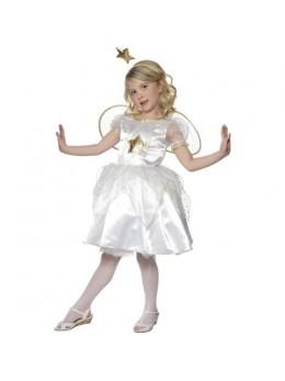 Déguisement petit ange avec ailes