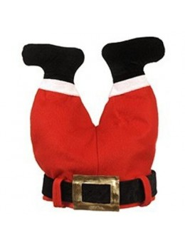 Chapeau Père Noël humoristique