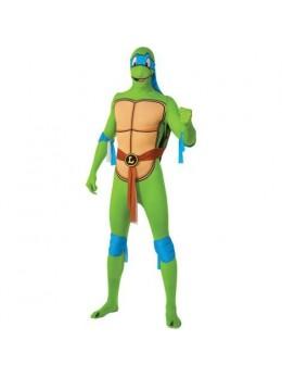 Déguisement Morphsuit ninja Leonardo