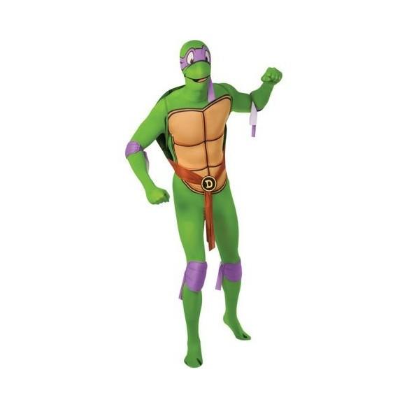 Déguisement Morphsuit ninja Donatelo