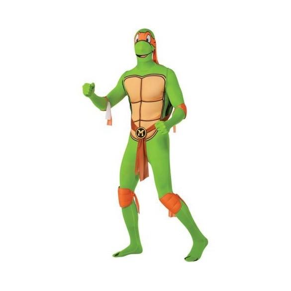 Déguisement Morphsuit ninja Raphael