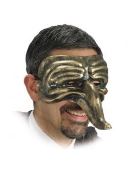 Masque loup vénitien grand nez