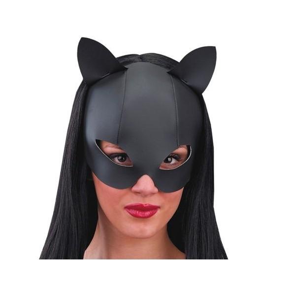 Masque sexy cat noire