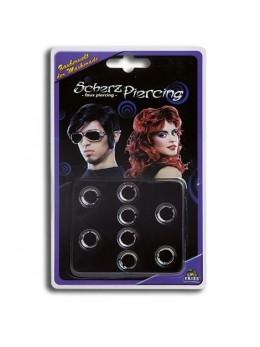8 Faux piercing