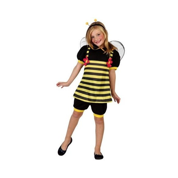 Déguisement abeille enfant   Fêtes en folie 3f2cb6d279ae