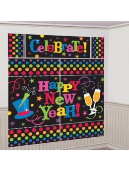 Décor Happy New Year
