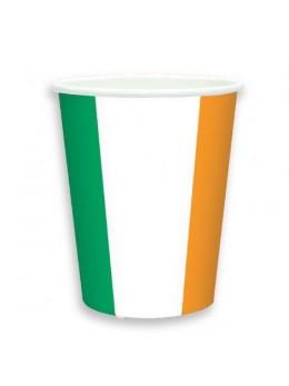8 Gobelets Irlande