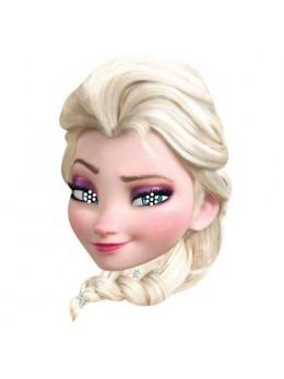 Masque Elsa Frozen