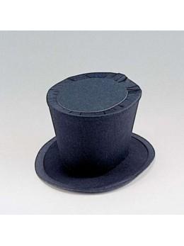 Gibus carton miniature noir