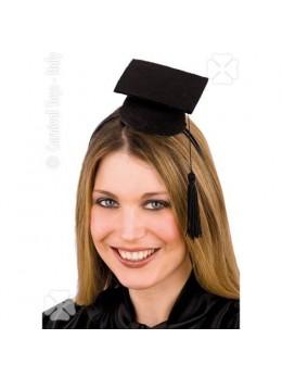 Mini chapeau lauréat