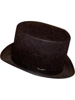 Chapeau haut de forme enfant noir