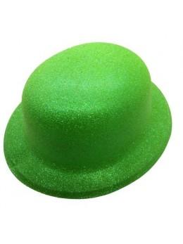 Melon paillettes fluo vert