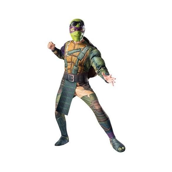 Déguisement Donatello ninja movie deluxe
