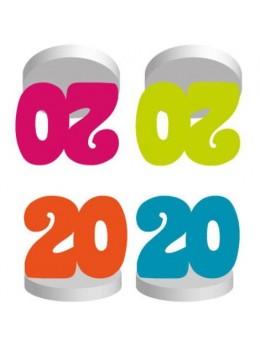 4 Marques places anniversaire 20 ans