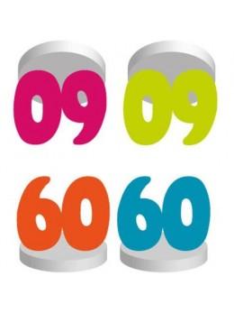 4 Marques places anniversaire 60 ans