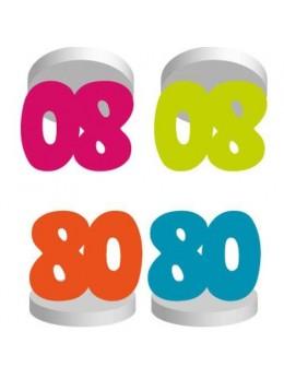 4 Marques places anniversaire 80 ans
