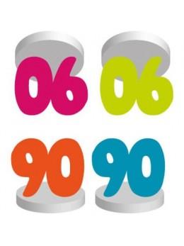 4 Marques places anniversaire 90 ans