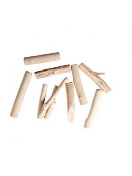 Sachet 250g brindilles bois naturel