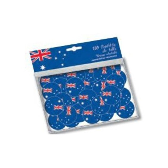 150 confetti de table Australie
