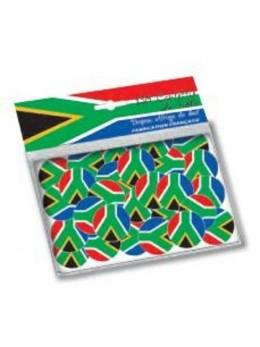 150 confetti de table Afrique du Sud