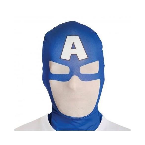 morph masque captain america - Masque Captain America