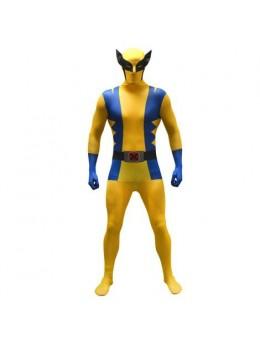 Déguisement Morphsuit Wolverine luxe