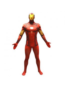 Déguisement Morphsuit Ironman value
