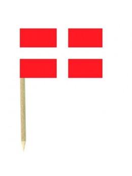 50 Mini drapeaux luxe Savoie