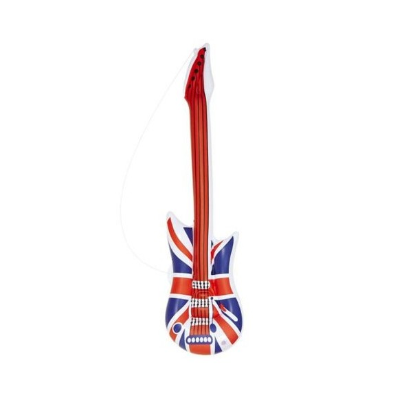 Guitare gonflable UK