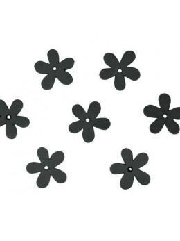 Confetti Flower bois ébène