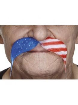 Moustache texane USA
