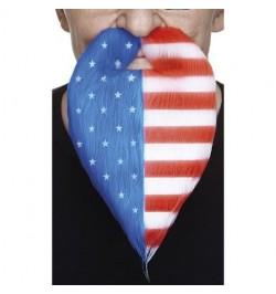 Moustache barbe USA