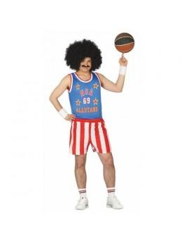 Déguisement joueur de basket