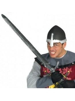 Casque guerrier médiéval
