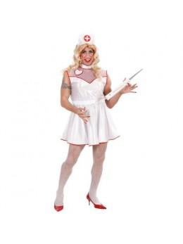 Déguisementinfirmière sexy homme