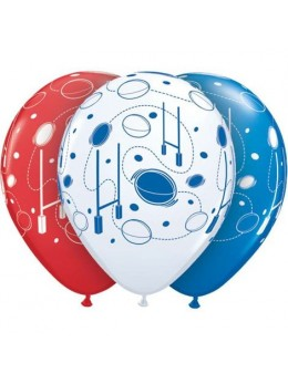 10 Ballons rugby France